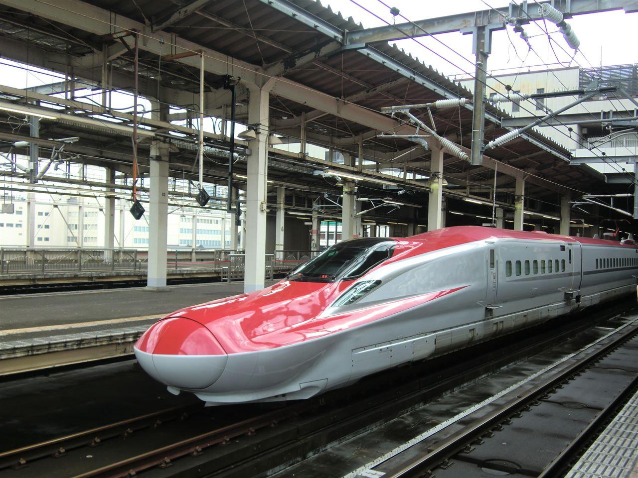 Japan's Fastest New Bullet Train Completes Demo Run | Tokyo Desu