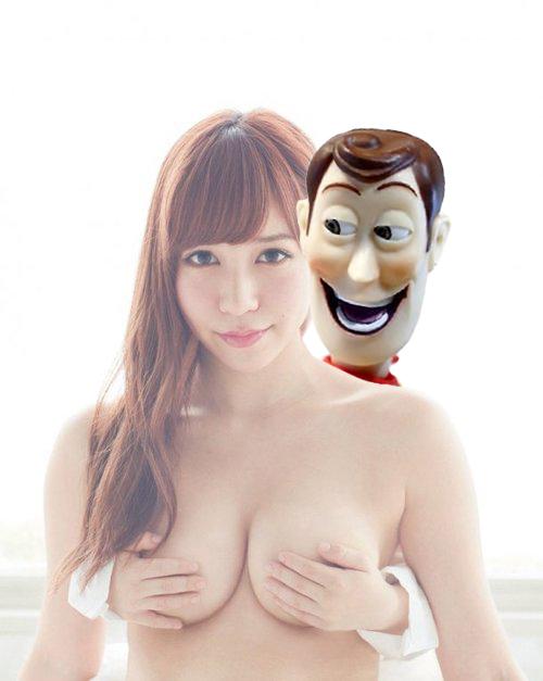 Tomomi_Kasai_Woody_Toy_STory