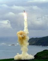 NORTH KOREAN ROCKET HEADING OUR WAY… oh, nevermind.