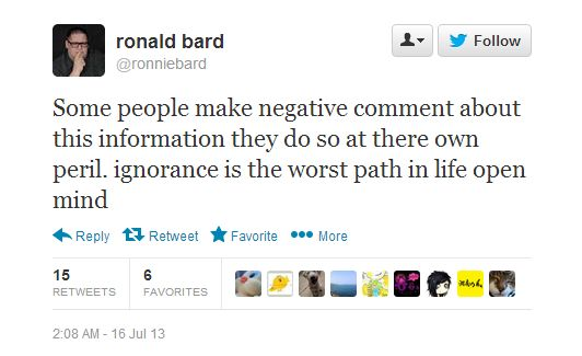 bard tweet