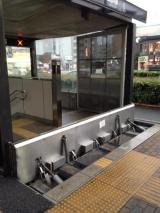 Flood Prevention Barriers Appear at Subway Stations, Were They There All Along?