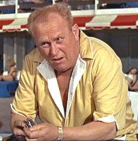 Not that Goldfinger, but we're sure you'll be grateful for the mental image