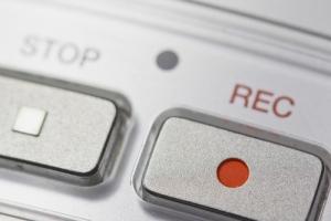 As soon as the DJ stops talking... (pic: Shutterstock)