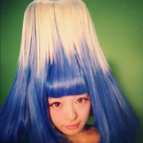 kyary fuji hair
