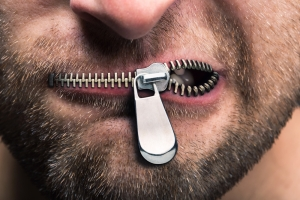 The new law isn't quite as convenient as mouth zips, but it's a step in the right direction (pic: Shutterstock)