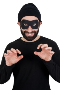 The mugger may look something look this. Possibly (pic: Shutterstock)
