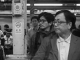 "Video: Mesmerising ""Living Sculptures"" of Tokyo'sCommuters"