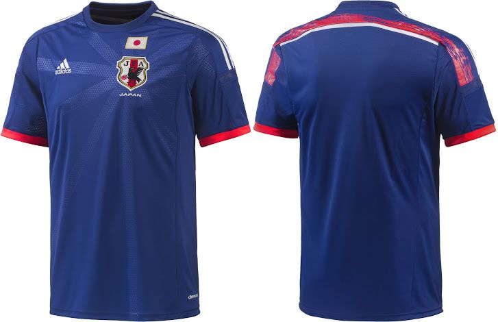 Kits Released  Japan s Football Team to Cosplay as Builders at 2014 ... 80f1b5948