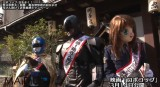 Robocop Participates in Buddhist Ritual, Pelts Innocent People withBeans
