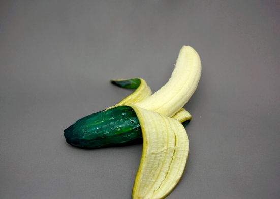 cucumber banana 2