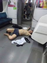 Gallery: The Ultimate Drunken Salaryman Compilation