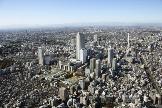 Ikebukuro (pic: Shutterstock)