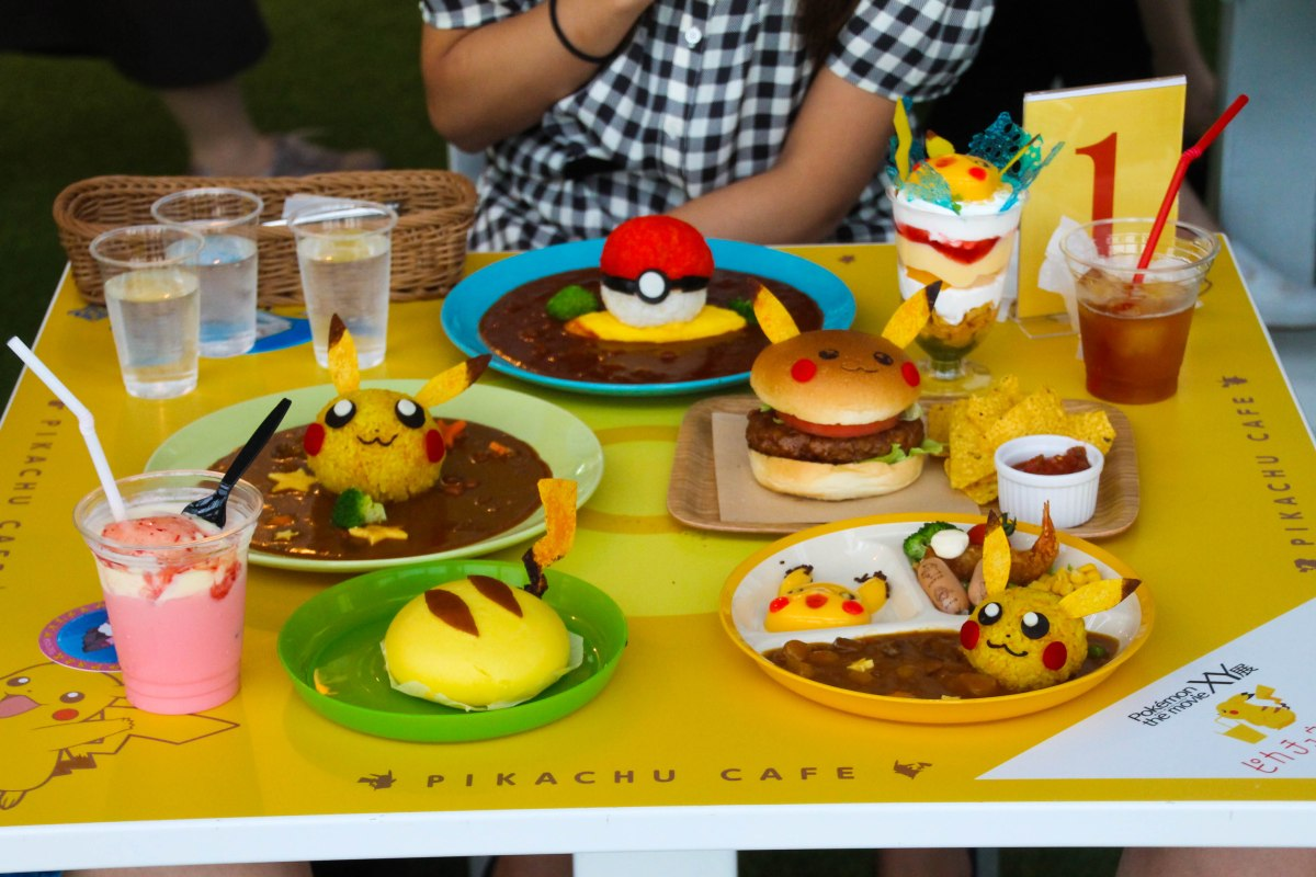Pictures: We Visited Tokyo's Pokémon Cafe (and Pokemon Exhibition)