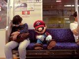 Video: Mario Travels Through Real-Life Tokyo, Falls Asleep onSubway