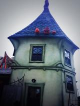 Baffling, Permanently Halloween-Themed Apartment Complex Available for Rent in Japan