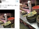 Somewhat Dim Sushi Restaurant Part-Timer Wants You to Try His Deep-Fried Scissors