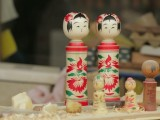 Video: This is How Kokeshi Dolls are Made