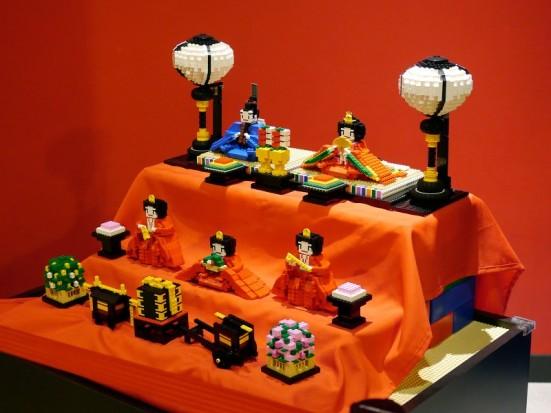 Hina Matsuri (pic: Lego Japan)