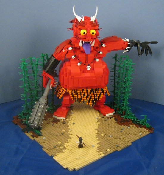 Oni (pic: Brothers Bricks)