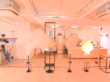 Video: Fried Shrimp Cooked in 3 Seconds With Specially-Built Cannon