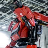 Giant Fighting Robot Now Available on Amazon for Your Next Evil Billionaire Cocktail Party